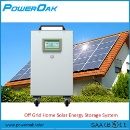 Off Grid Lithium Ion Battery Energy Storage System For House Application (Hong Kong)