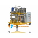 High Vacuum Lube Oil Filtering Machine, Waste Industrial Oil Treatment System (China)