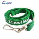 Hot Sale Tube Polyester Plain Lanyard (Taiwan)