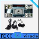 CE RoHS 360 Degree Camera Bird View System 4-Ch Car Parking System With Recording Function (Hong Kong)