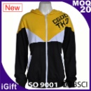 Women custom logo Hoodie sports hoody (Hong Kong)