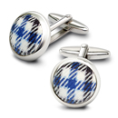 Cloth Cufflinks (Hong Kong)