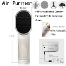 Desktop Air Purifier with HEPA Filter (China)
