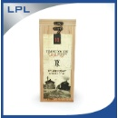 Wooden Liquor  Packaging Box (Hong Kong)