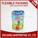 Hot Sale Fruit Juice Packaging Jelly Bag With Nozzle (Mainland China)
