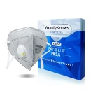 WoodyKnows 4 Layer N95V 3D Folding Nonwoven Dust Mask (China)