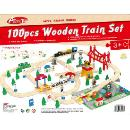 100pcs Train Set (Mainland China)