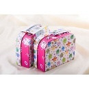 Colorful Case Box Small Decorative Cardboard Boxes with Handle for Sale (Hong Kong)
