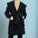 Lace-up Coat (China continental)
