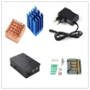 Set Of Four Starter Kit For Raspberry Pi 3 (Hong Kong)