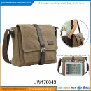 Retro Vintage Canvas Sports Shoulder Bag (Hong Kong)