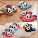 Soft Plush Indoor Home Slippers (China)