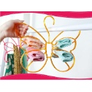 Butterfly Scarf Hanger (China)