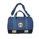 Denim Travel/Sport Duffel bag for boys (Hong Kong)