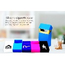 Silicone Cigarette Case Cover With Different Printing Designs (Mainland China)