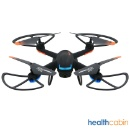 RC Quadcopter Drone Headless Mode One Key Return 2.4G 4CH 6 Axis GW007-2H (Hong Kong)
