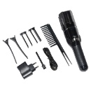 Automatic Hair Trimmer Curler Rechargeable Hair Clipper Haircut Cutting Hair Styler Matchine Tool (China)
