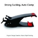 Big Mouth Clamp Dashboard Mount Phone Holder (China)