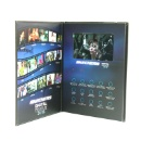 Hard Cover Customized Printing Video Card (China)