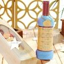 Gift For Party Red Wine Hand Bath Facial Towel  (Hong Kong)