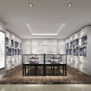 High End Luxury Jewellery Showroom Design (China)