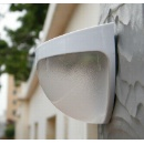 Solar Power Sensor LED Wall Light  (China)