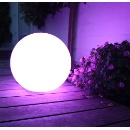 LED Color Changing Glowing Ball (China)