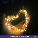 Flexible Copper Wire Solar LED lights (China)