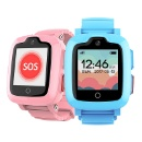 GPS WiFi Waterproof Smart Watch for Android iOS (Mainland China)