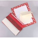 Paper Letterhead Envelope and Cards set (Mainland China)