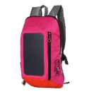 Solar Backpack with Solar Panel (Hong Kong)