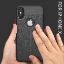 Leather Pattern TPU Mobile Phone Case (China)