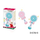 Baby Non-toxic Lolipop Rattle Toy (Hong Kong)