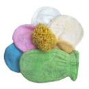 Baby Bath Sets with NATURAL SEA SPONGE (Italy)