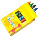 Creative Oil Painting Pastel 12 Colors Crayon (China)