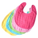 Muslin Baby Bib (Mainland China)