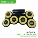 Silicone Electronic Acoustic Drum Set for Kids (China)
