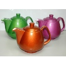 Big Bright Color Teapots (Hong Kong)