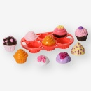 Mix and Match Cupcake with Tray Set (Hong Kong)