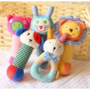 Animal Baby Rattle Toy (China)