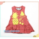 Girls Print Dress (Hong Kong)