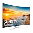 "Samsung UN78KS9500 Series 78"" Class 4K SUHD Smart Curved LED TV (China)"