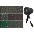 Outdoor Laser Star Light Projector (Hong Kong)