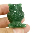 Jade Owl Decoration (China)