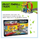 Plastic Racing Car Toy Set with Alloy Cars (Mainland China)