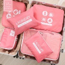 6-Piece Travel Packing Organizer (Hong Kong)