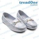 Lady Soft Leather Shoes (Hong Kong)