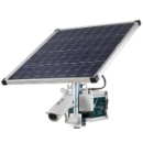 Solar Panel 2MP IP Camera with Lead-acid battery (China)