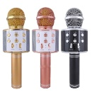 Wireless Karaoke Easyhold Microphone KTV Player (China)