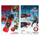 24 Shadow Projection Flashlight Dinosaurs (China)